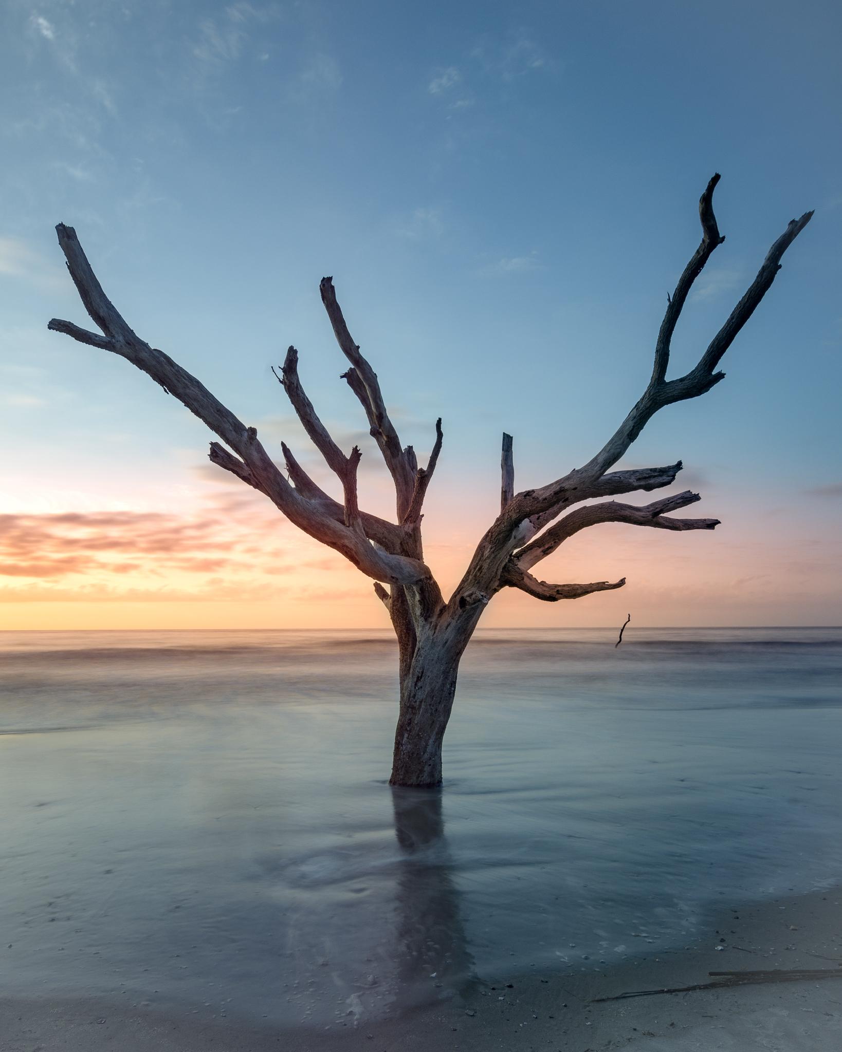 Sunrise at Hunting Island